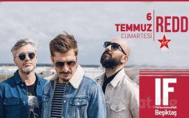 IF Performance Hall Beşiktaş'ta 6 Temmuz'da Redd Konser Bileti