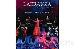 Leyla Gencer Opera ve Sanat Merkezi'nde 13 Kasım'da 'Labranza - Flamenko Dans Gosterisi' Bileti