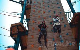 Adrenalin ve Macera Tutkunları için Modern Adventure Park Beylikdüzü Giriş Bileti