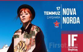 IF Performance Hall Beşiktaş'ta 17 Temmuz'da Nova Norda Konser Bileti