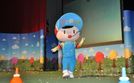 En Sevilen Çizgi Karakter 'Pepee Şarkılarlarla Oyunlarla' Gösteri Bileti