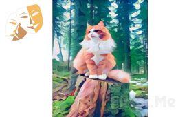Sağlıklı Beslenmeye Dair 'Obur Kedi' Tiyatro Oyunu Bileti