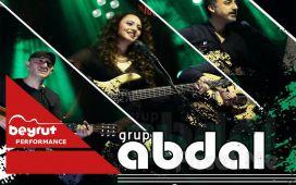 Beyrut Performance Kartal Sahne'de 31 Ocak'ta 'Grup Abdal' Konseri Bileti