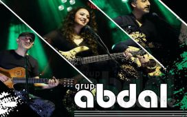 Türk Halk Müziği Sevenler için 'Grup Abdal' Konseri Bileti