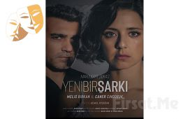 Melis Birkan ve Caner Cindoruk'un Muhteşem Oyunculuklarıyla 'Yeni Bir Şarkı' Tiyatro Oyunu Bileti