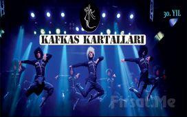 30. Sanat Yılında 'Kafkas Kartalları' Dans ve Müzik Gösterisi Biletleri