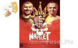 Murat Akkoyunlu ve Şevket Çoruh'un Usta Oyunculuklarıyla 'Bir Baba Hamlet' Tiyatro Oyunu Bileti