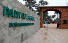 Park Of İstanbul Çekmeköy'de Eğlence Dolu Gün İçin Hayvanat Bahçesi, Piknik ve Macera Park Giriş Bileti