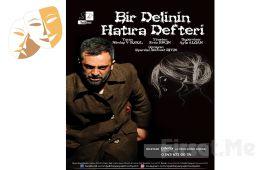 Alparslan Mehmet Bıyık ile 'Bir Delinin Hatıra Defteri' Tiyatro Bileti
