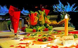 Boğaza Nazır Taşlıhan Restaurant'ta Zengin Menü Seçenekleri ile Yılbaşı Yemeği