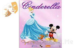 Klasik Masal Kahramanı 'Cindirella ve Prens' Çocuk Tiyatro Oyunu Bileti