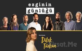 Dillerden Düşmeyen Şarkılarıyla 'Ezginin Günlüğü ve Konuk Sanatçı Dilek Türkan' Konser Bileti