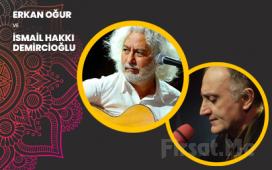 Bostanlı Suat Taşer Tiyatrosu'nda 20 Şubat'ta 'Erkan Oğur ve İsmail Hakkı Demircioğlu' Konser Bileti