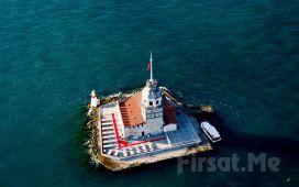 Kız Kulesi'nde Hafta Sonlarına Özel Kahvaltı Keyfi (Tekne Ulaşımı ve Sergi Dahil)