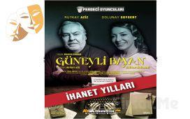 Rutkay Aziz ve Dolunay Soysert'in Muhteşem Oyunculuklarıyla 'Güneyli Bayan' Tiyatro Oyunu Bileti
