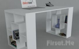 Dekorister Modüler Mobilya'dan, 'Dekorister Valancia Çalışma Masası'