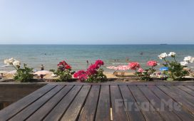 Kilyos Bamboo Beach'de, Tüm Gün Plaj Girişi, Şezlong, Şemsiye Fırsatı (17 Mayıs'ta Açılıyor)