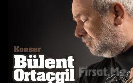 Bostanlı Suat Taşer Tiyatrosu'nda 22 Temmuz'da 'Bület Ortaçgil' Konser Bileti