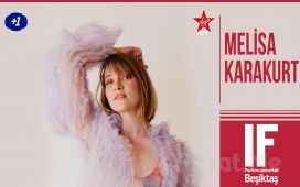 IF Performance Hall Beşiktaş'ta 7 Ekim'de 'Melisa Karakurt' Konser Bileti