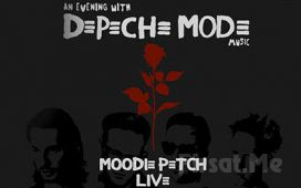 IF Performance Beşiktaş'ta 22 Ekim'de 'Depeche Mode music by Moodie Petch' Konser Bileti