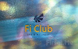 Fi Club Spa & Wellness Sancaktepe'de Masaj, Kese-Köpük, Hamam ve Islak Alan Kullanımı Seçenekleri