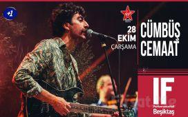 IF Performance Beşiktaş'ta 28 Ekim'de 'Cümbüş Cemaat' Konser Bileti