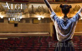 Ataşehir Algı Güzel Sanatlar'da Oyunculuk, Drama, Resim, Piyano, Bateri Kursları
