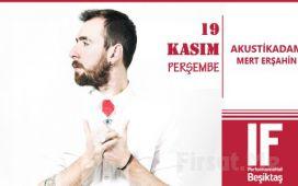 IF Performance Beşiktaş'ta 19 Kasım'da 'Akustikadam' Konser Bileti