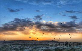 Tatilmod'dan 1 Gece 2 Gün Konaklamalı 'Kapadokya' Turu
