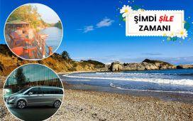 Sizlere Özel İstanbul'dan Kalkışlı Şile ve Ağva VIP Araçlarla Transfer Hizmeti