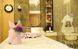 Qua Hotel Atatürk Airport Spa'da Masaj, Kese Köpük, Islak Alan Kullanım Seçenekleri