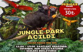 İsfanbul AVM Jungle Park Giriş Bileti