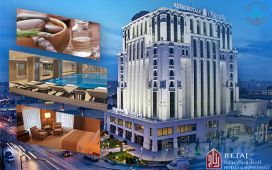 Güneşli Retaj Royale İstanbul Otel'de Suite Odalarda Spa Kullanımı Dahil 2 Kişilik Konaklama Seçenekleri