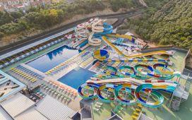 Çukurova Park Vadi Aqua Vega veya Aqua Tower Tüm Gün Aquapark Giriş Bileti