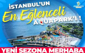 Tuzla Marina Aquapark Waterland'de Gün Boyu Sınırsız Eğlence (25 Haziran İtibariyle Geçerli)