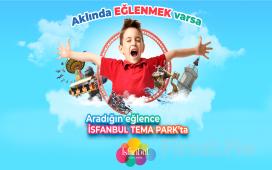 İsfanbul Tema Park İstanbul + Jungle İstanbul Bileti