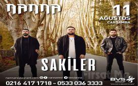 Nanna Restaurant'ta 11 Ağustos'ta 'Sakiler' Performansı Eşliğinde Limitsiz Yerli İçki Dahil Akşam Yemeği