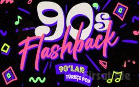 Beyrut Performance Kartal Sahne'de 2 Ekim'de 'Flashback 90'lar Türkçe Pop Gecesi' Konser Bileti