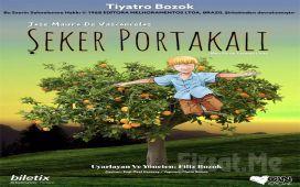 Dünya Çocuk Klasiklerinin En Sevilen Eseri 'Şeker Portakalı' Tiyatro Oyunu Bileti