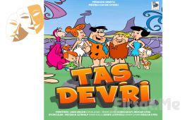 Çocukluğumuzun Kahramanları 'Taş Devri' Tiyatro Oyunu Bileti