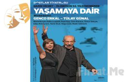 Genco Erkal'dan Nazım Hikmet'i Anlatan Yaşamaya Dair Müzikli Tiyatro Oyunu Giriş Bileti