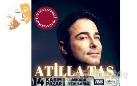 Atilla Taş'tan Komedi Bombardımanı Bir Oyun 'Olağan Şüpheli' Standup Gösteri Bileti