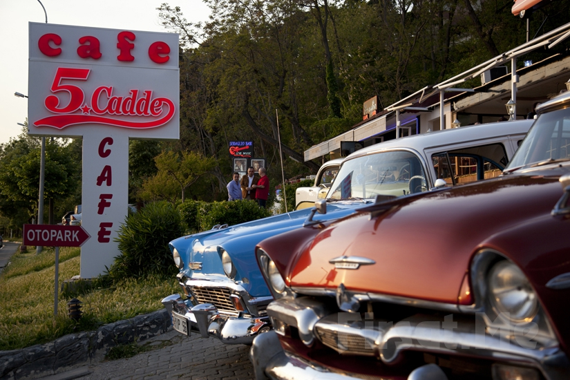 Cafe 5. Cadde
