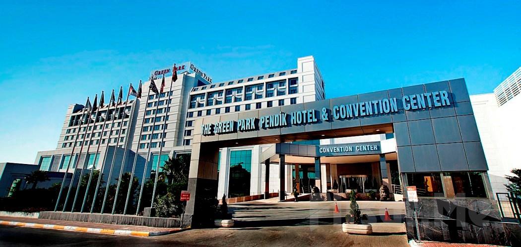The Green Park Hotel Spa Pendik