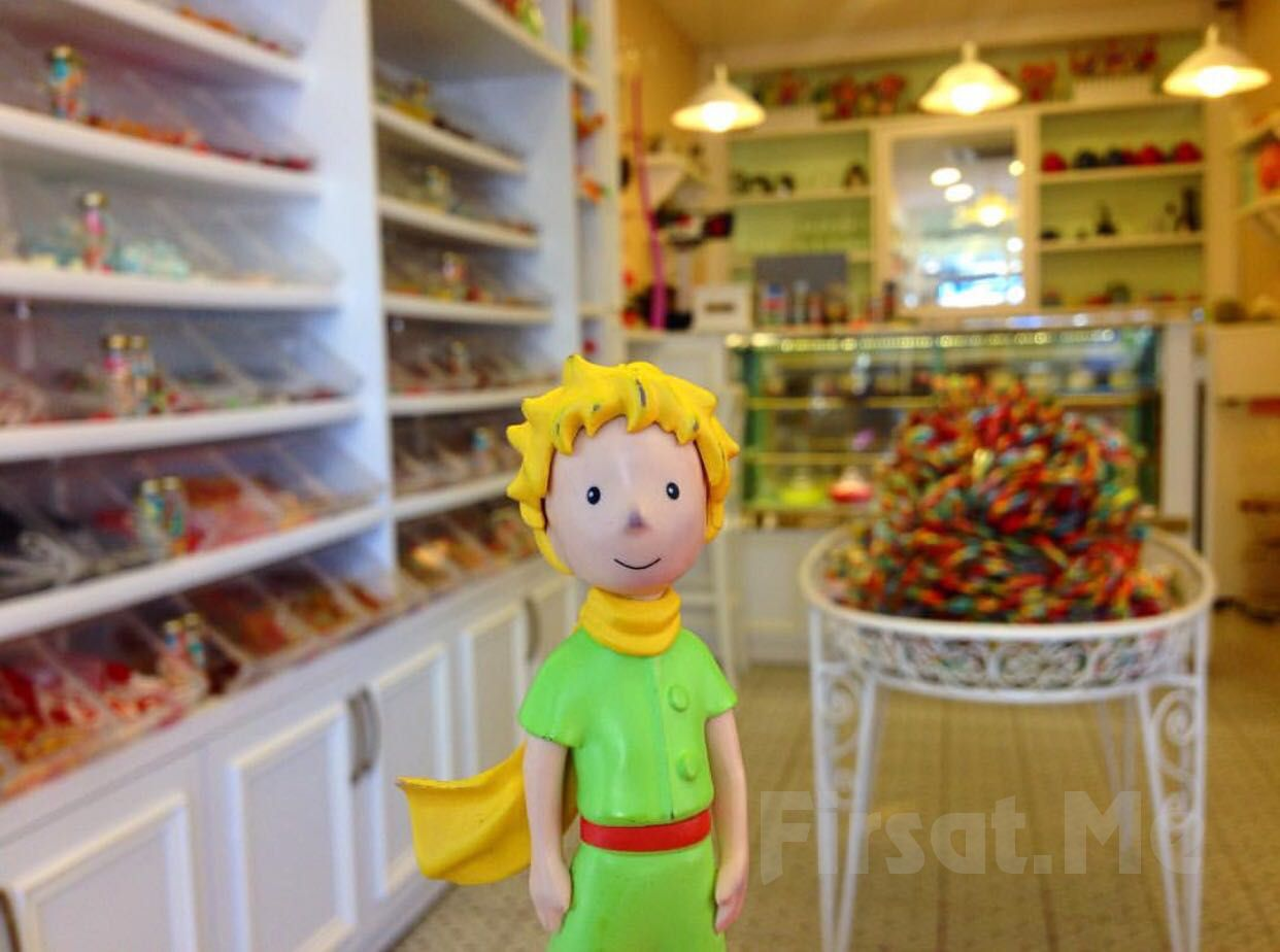 Büyükada Şekercisi Candy Island