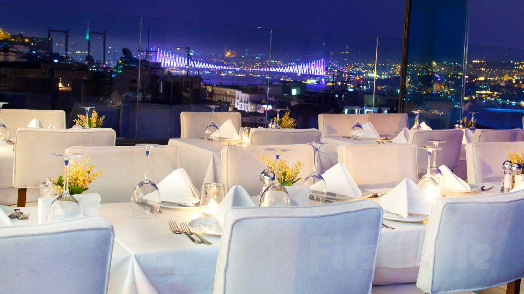 City Center Hotel Bedrud Meyhane