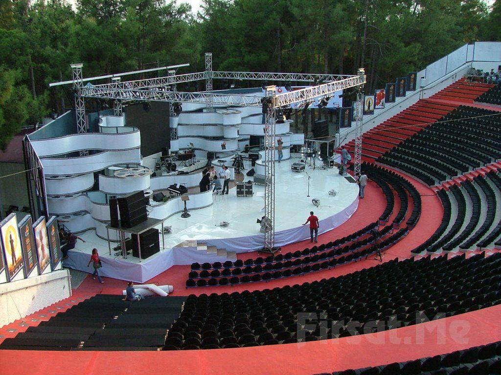 Antalya Konyaaltı Açıkhava Tiyatrosu