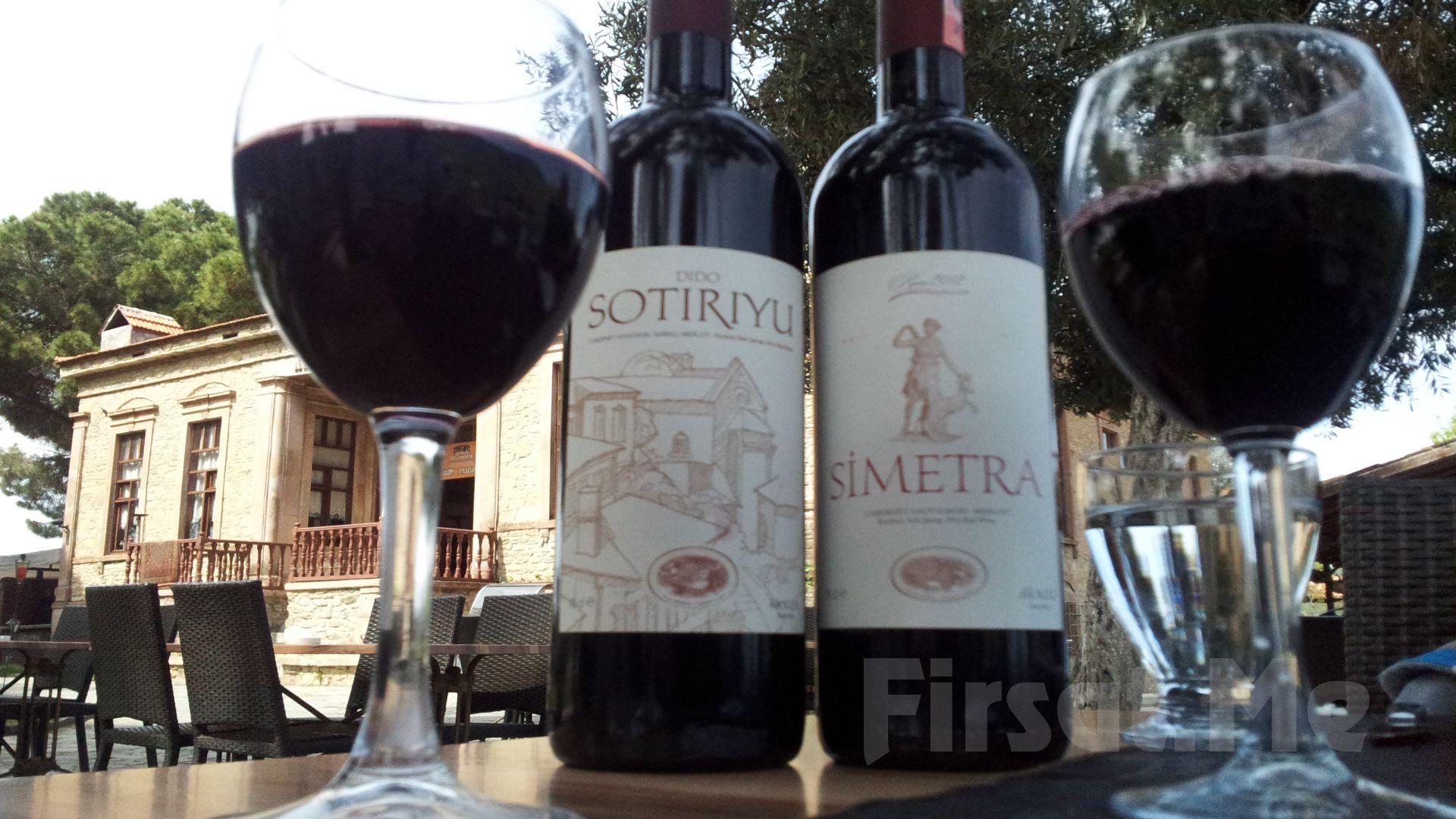 Artemis Restaurant ve Şarapevi