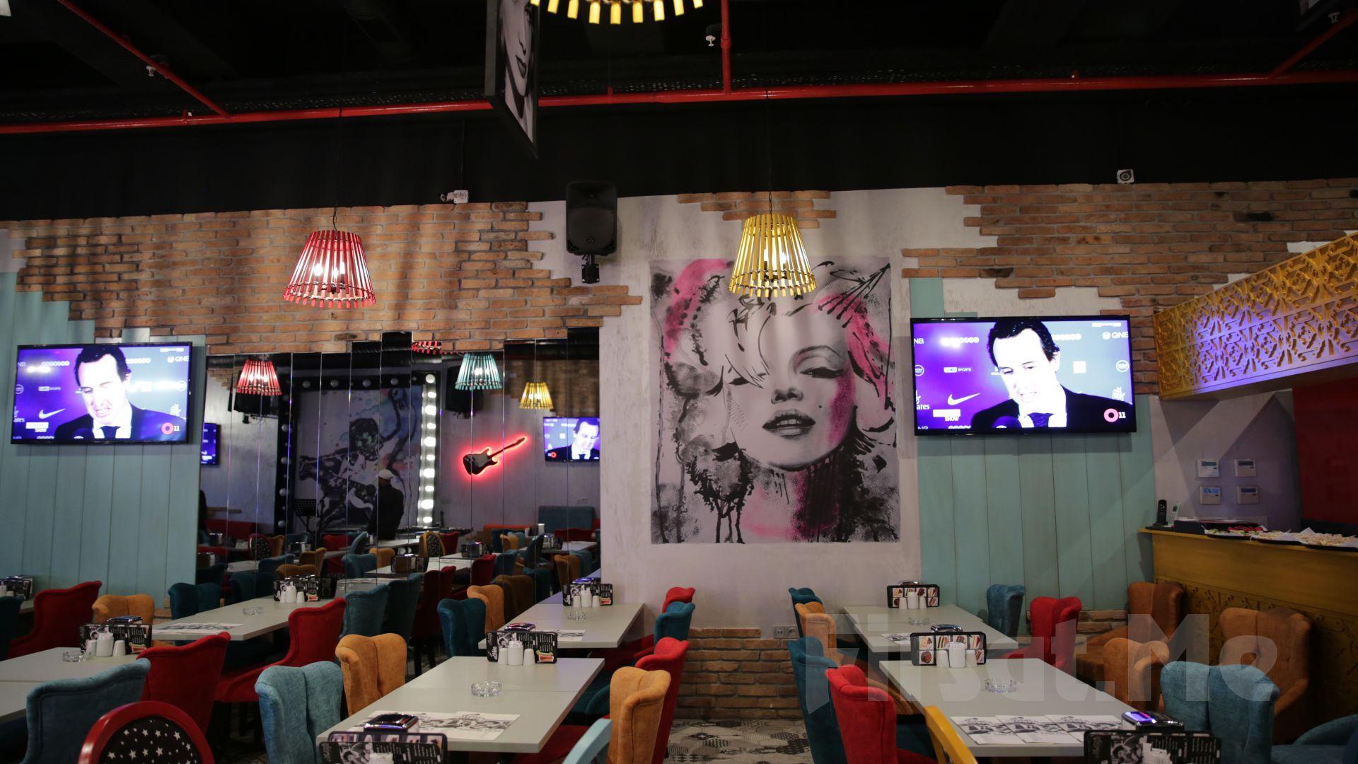 Cafe Hollywood City Ataşehir