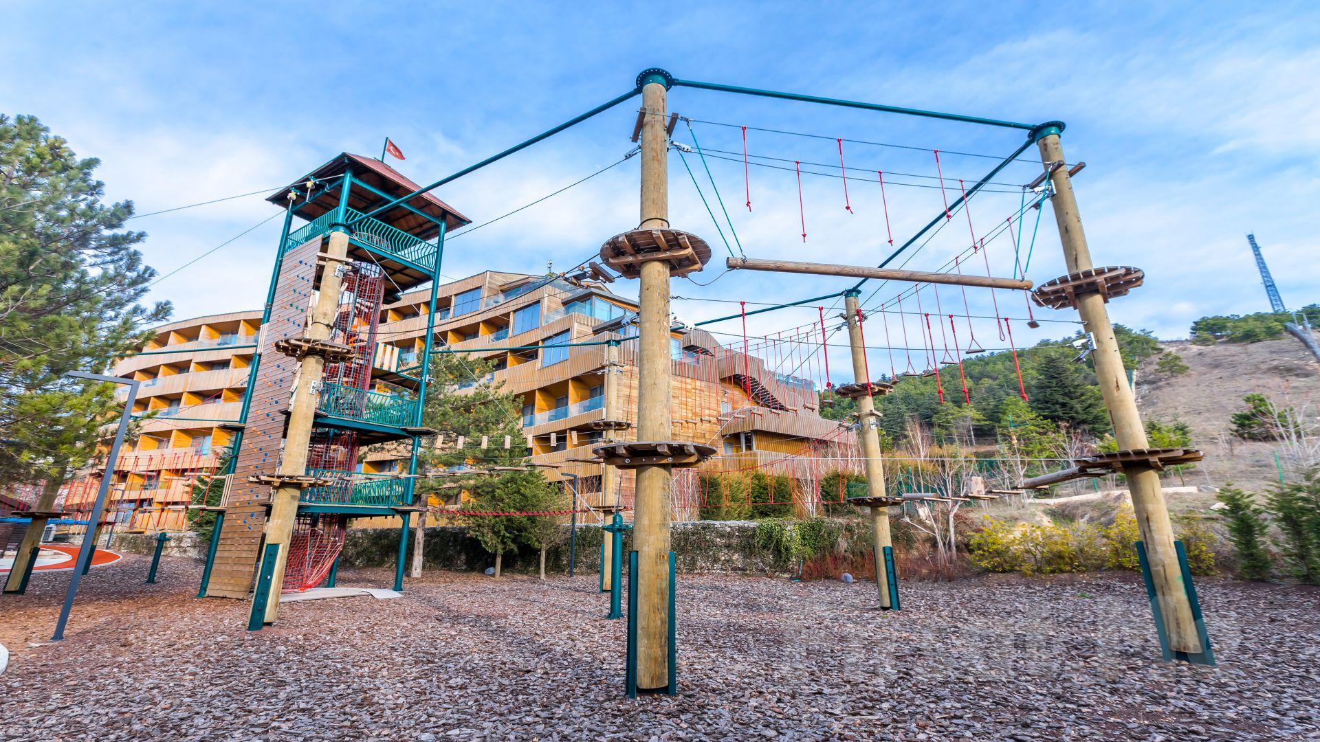 Bademlik Adventure Park